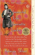 Cover of the book, The Immortal Life of Henri
